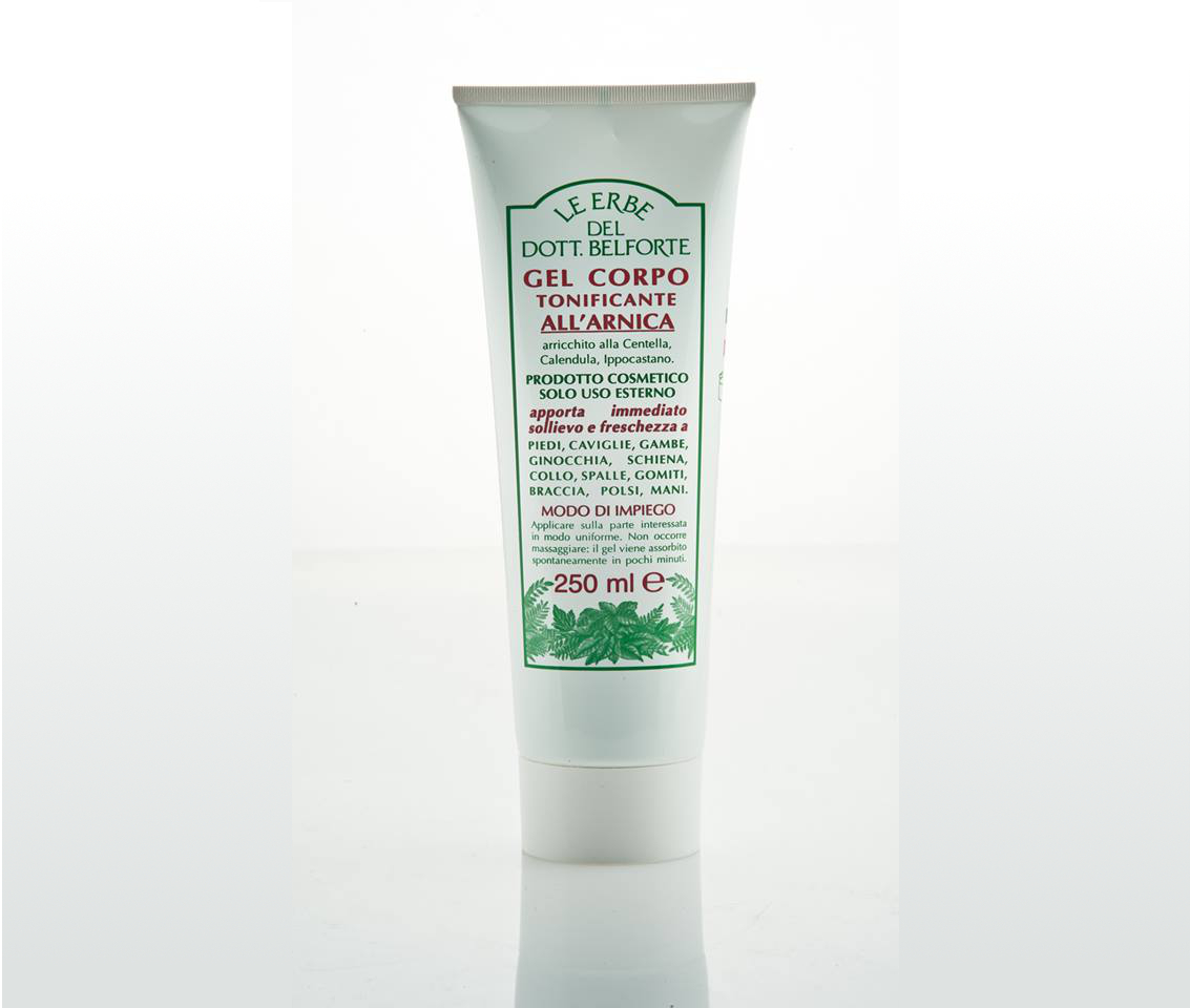 Gel Corpo Tonificante all´Arnica